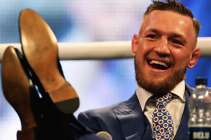 Макгрегор стал самым высокооплачиваемым бойцом ММА по версии Forbes