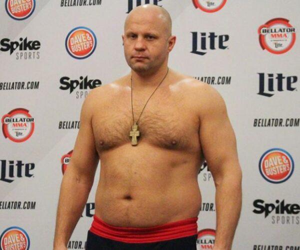 Бывший боец UFC и Bellator назвал дату реванша Вердума и Ф. Емельяненко