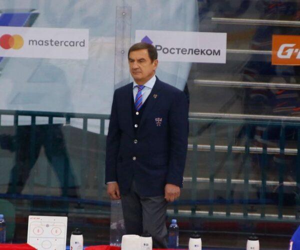 """Брагин: """"На ЧМ-2021 сборная России будет представлена игроками КХЛ"""""""