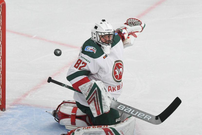 Объявлены лучшие игроки недели в КХЛ