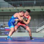 Украинцы добыли бронзу на Кубке мира по греко-римской борьбе
