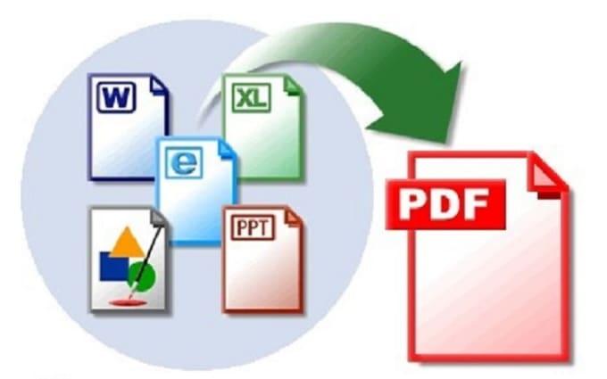Конвертация Office Files To Pdf и других файлов