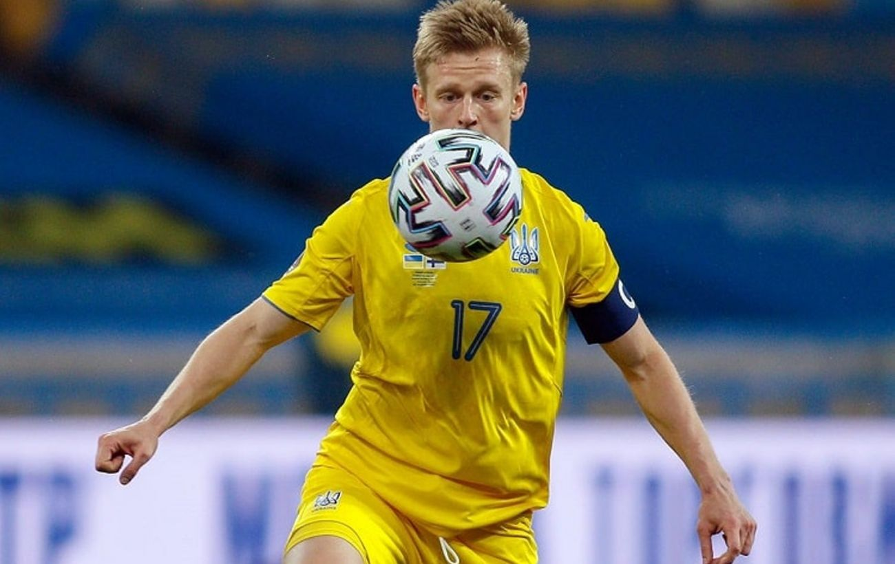 Украина вновь сыграла вничью в отборе на ЧМ-2022. Теперь с Казахстаном