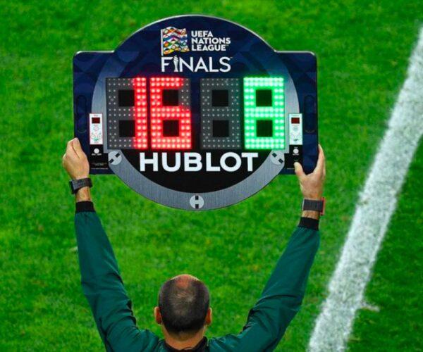 На матчах Евро-2020 сборным разрешили проводить до пяти замен за матч