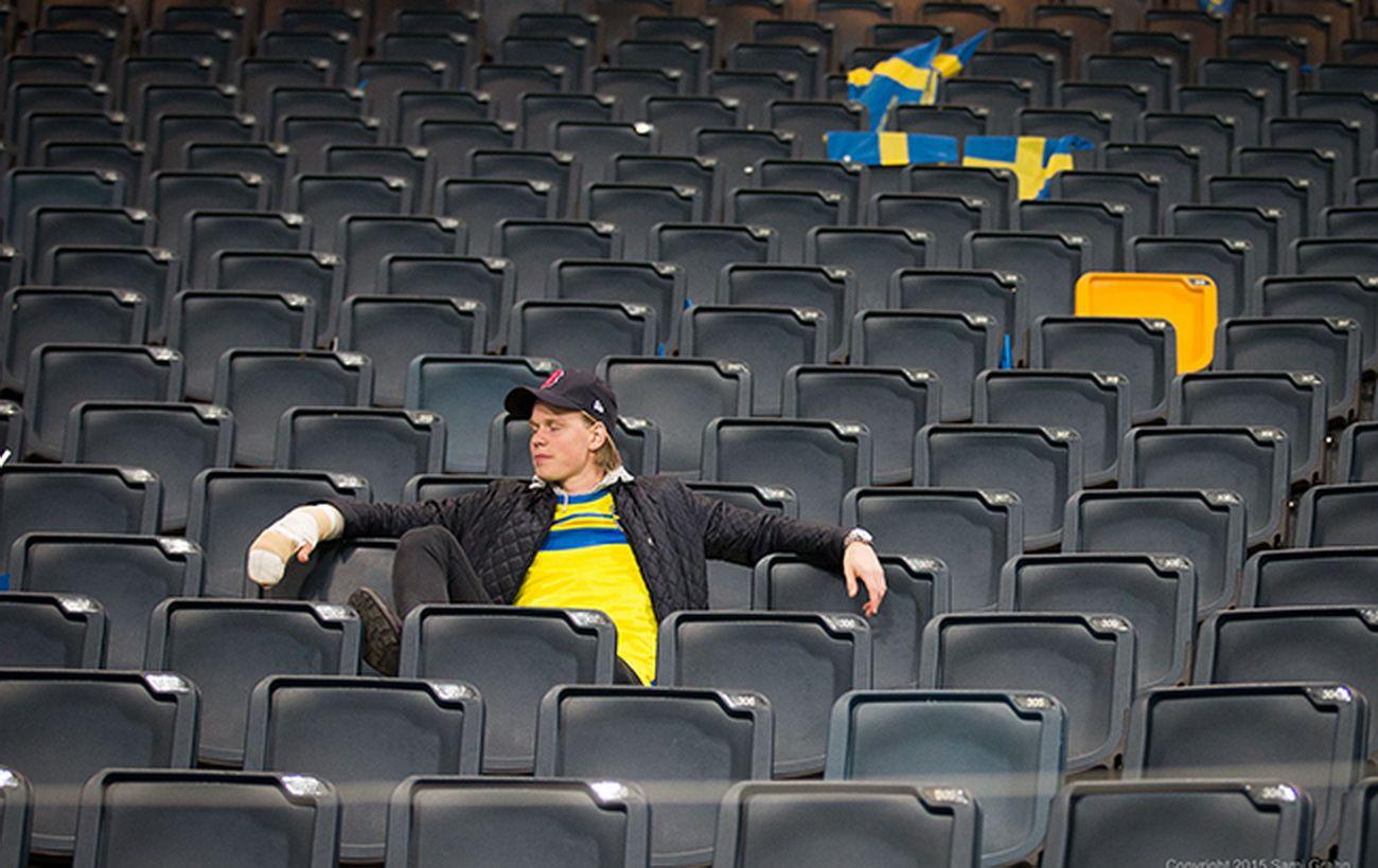 УЕФА отменил ограничения по зрителям на матчах под своей эгидой