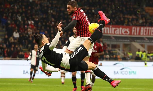 Ювентус — Милан. Накануне