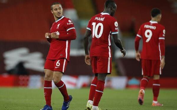 Тиаго — о первом голе за Ливерпуль: Фантастическое чувство, но три очка куда важнее