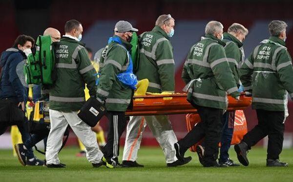 Чуквезе может пропустить финал Лиги Европы из-за травмы