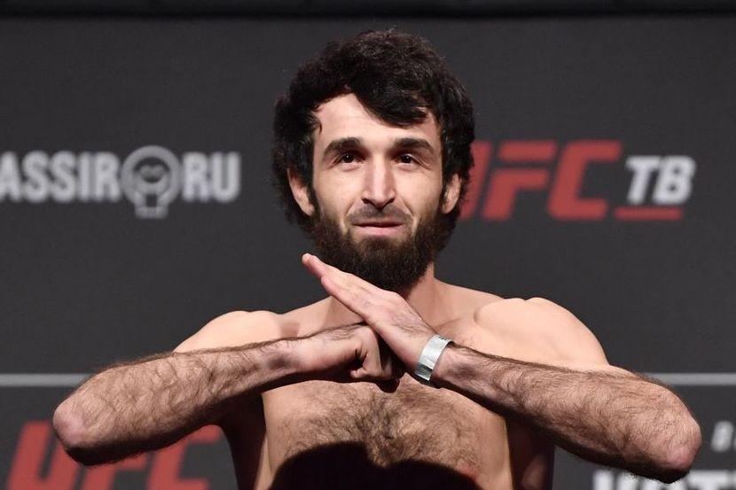 Российского бойца исключили из рейтинга полулегковесов UFC