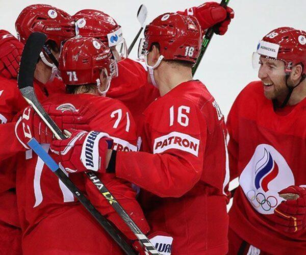 Сборная России вышла в плей-офф ЧМ-2021
