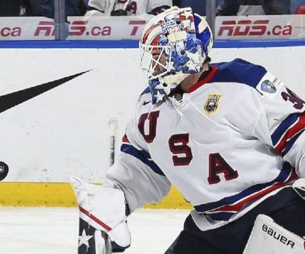 Сборная США вышла в плей-офф чемпионата мира по хоккею