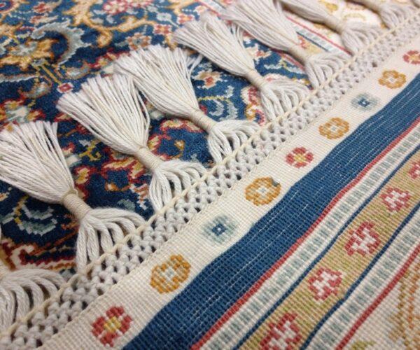 Отличие ковров ручной вязки от ковров ручной работы