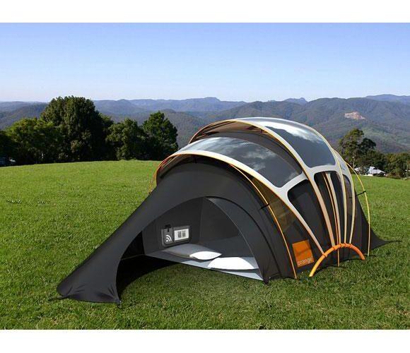 Современные туристические палатки и их главные отличия