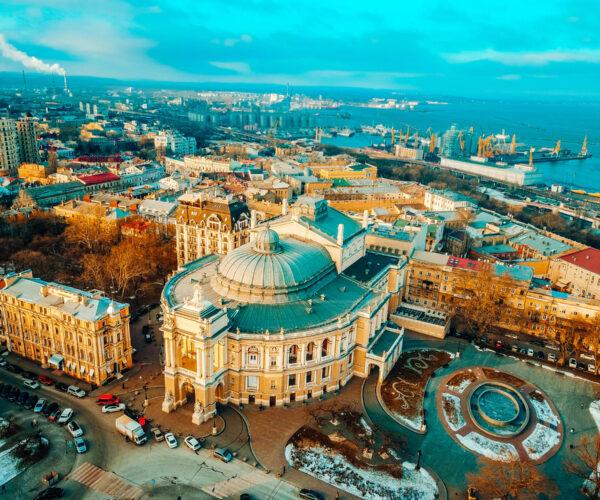 Сподін Iгор про кращі морські курорти України